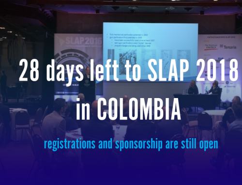 28 Days Left. Register now for SLAP 2018!